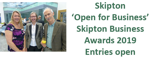 Skipton - 'Open for Business' Event was well received